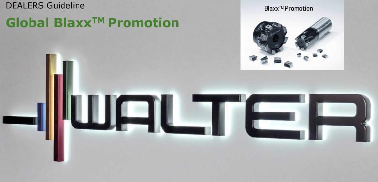Frese Walter Blaxx in promozione