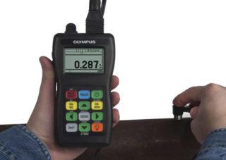 spessimetro misuratore di spessori