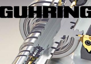 guhring scanalatura brocciatura