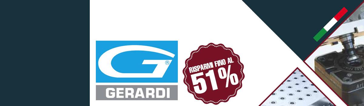 Promozione Gerardi 2017