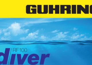 guhring diver RF100