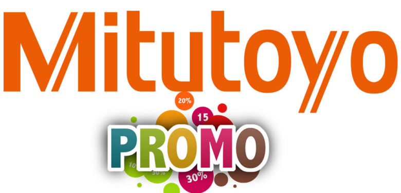 Mitutoyo promozione di primavera 2019